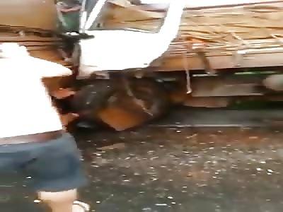 Truck Acident