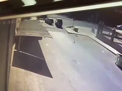 accident bumper cars