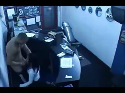 Camera Caught Security Sex 113