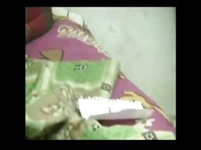 15 Year Old Girl Suicide in her Bedroom wearing her Favorite Bunny Shirt