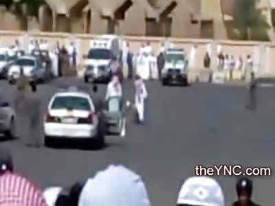 Real Life Wizard is Beheaded by Sword in Saudi Arabia