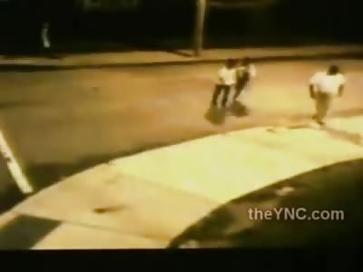 Crazy Man runs Down Kid in Brutal Revenge Hit and Run