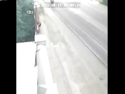 BRUTAL Fatal Trampling of Female Caught on Camera (NEW VIDEOS BELOW)