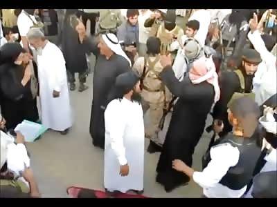 New Public Execution by Al Nusra/FSA Terrorists