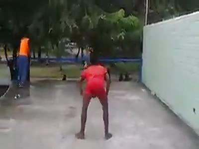 Bresile Monkey dance