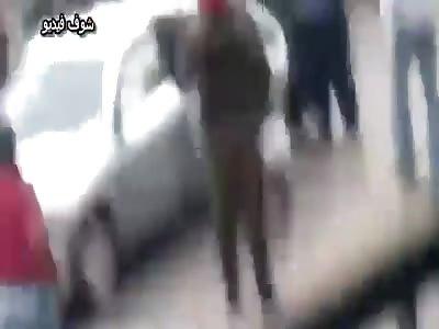 Carjacking Terrorist Killed by Police
